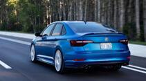 VW Blue Lagoon Jetta GLI Concept USA