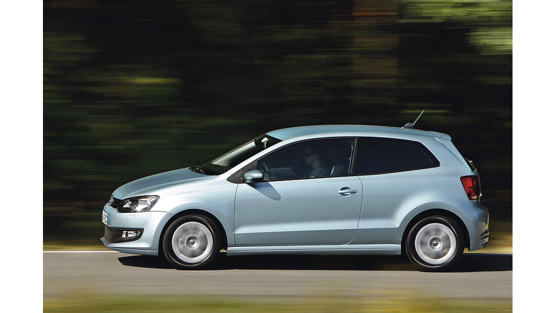 VW Blue Motion