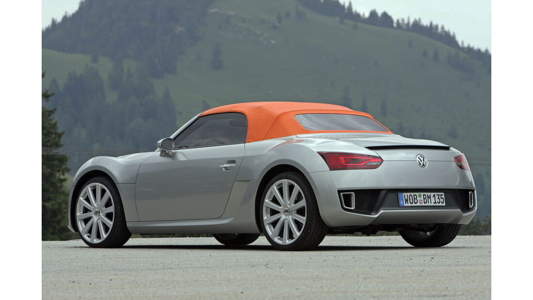 VW Blue-Sport