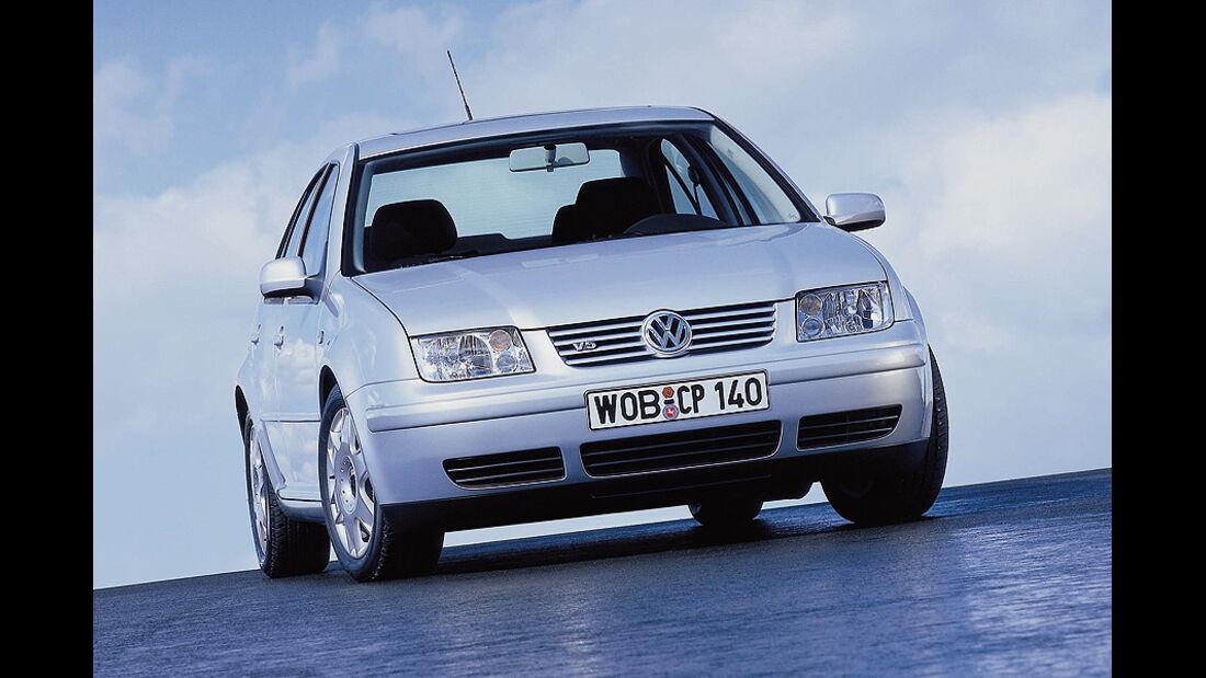 VW Bora, E10