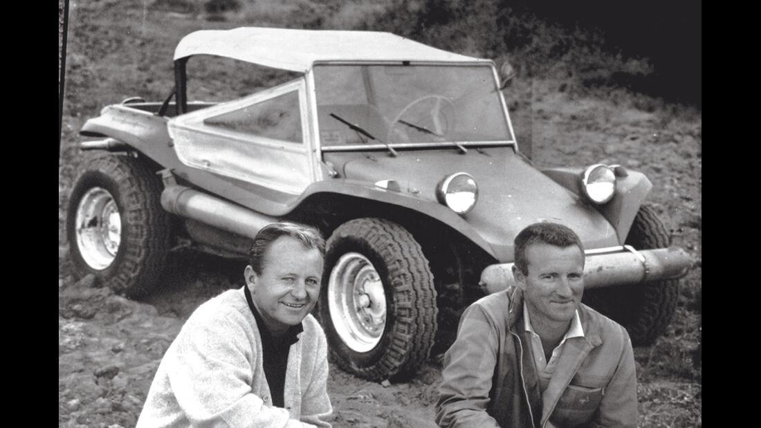 VW Buggy, Bruce Meyers, Jugendbild