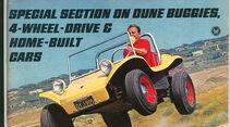VW Buggy, Plakat