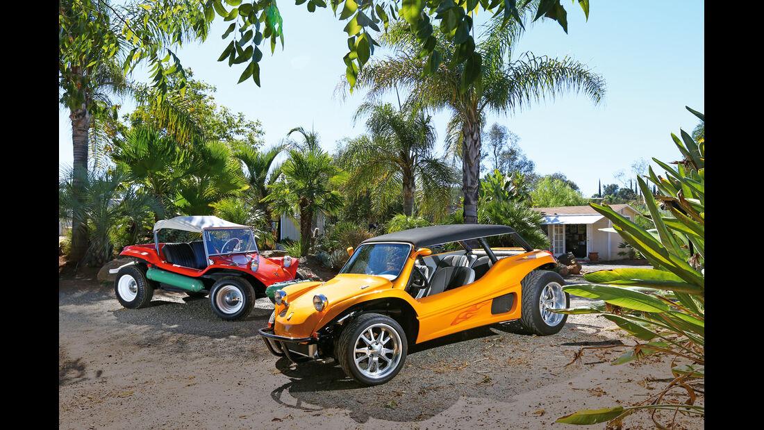 VW Buggy, Seitenansicht