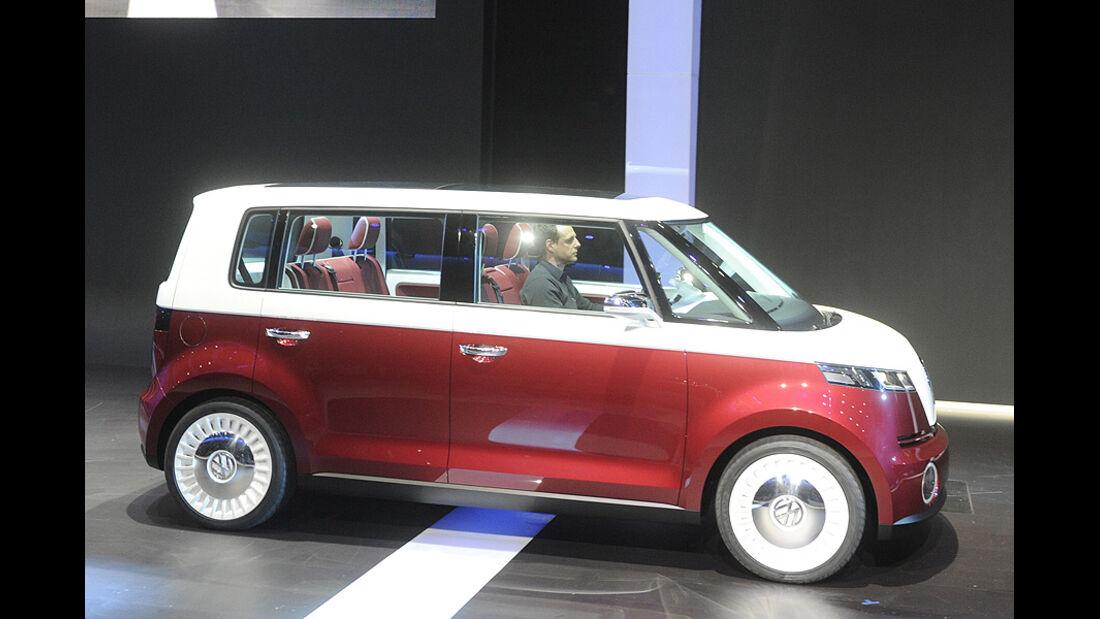 VW Bulli Genf 2011,