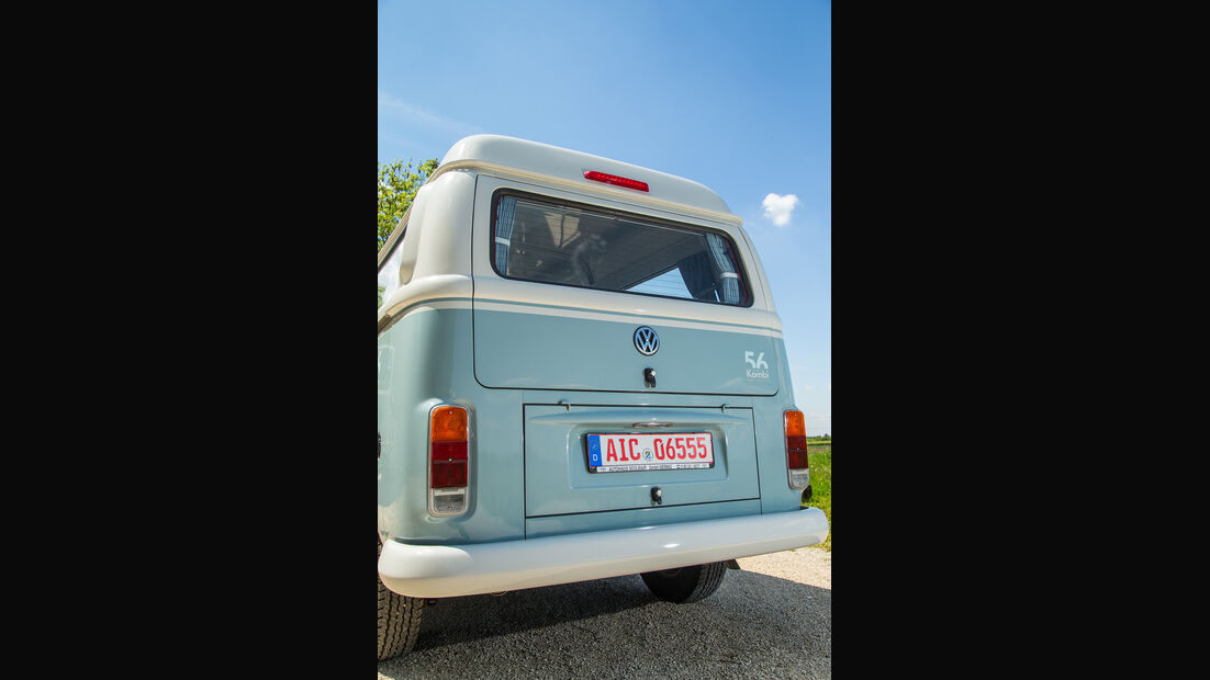 VW Bulli Last Edition