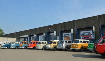 VW Bulli Sachsen Classic 2016