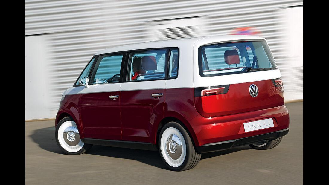 VW Bulli, Studie, Front,