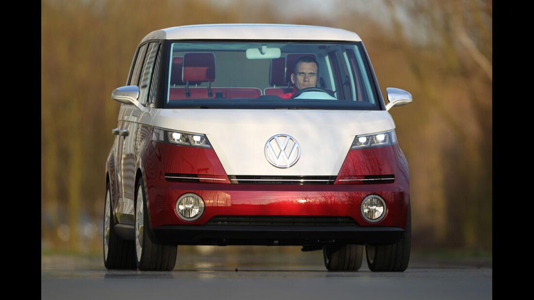 VW Bulli, Studie, Front, Frontansicht