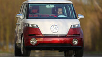 VW Bulli, Studie, Front, Frontansicht