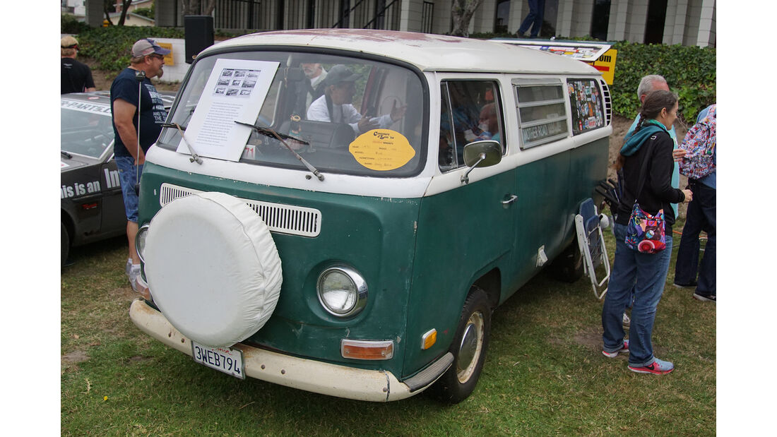VW Bus 1971