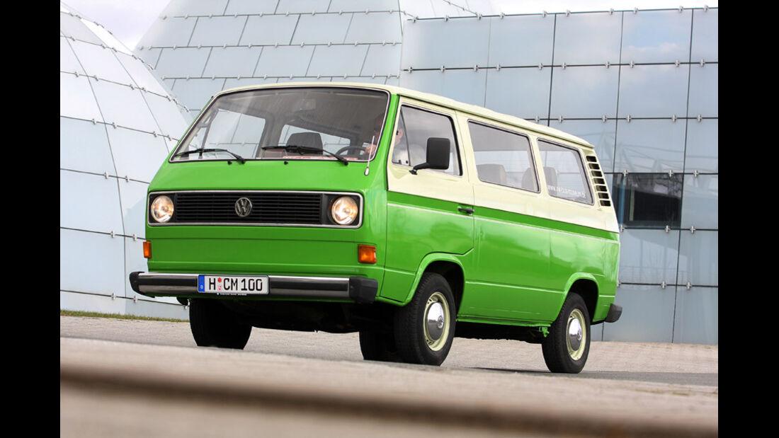 VW Bus 3te Generation