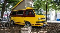 VW Bus Bulli Tuning Treffen Hockenheim 2017