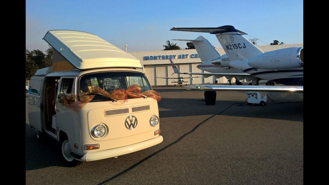 VW-Bus - McCall's Motorworks Rivival - Monterey - Pebble Beach 2016