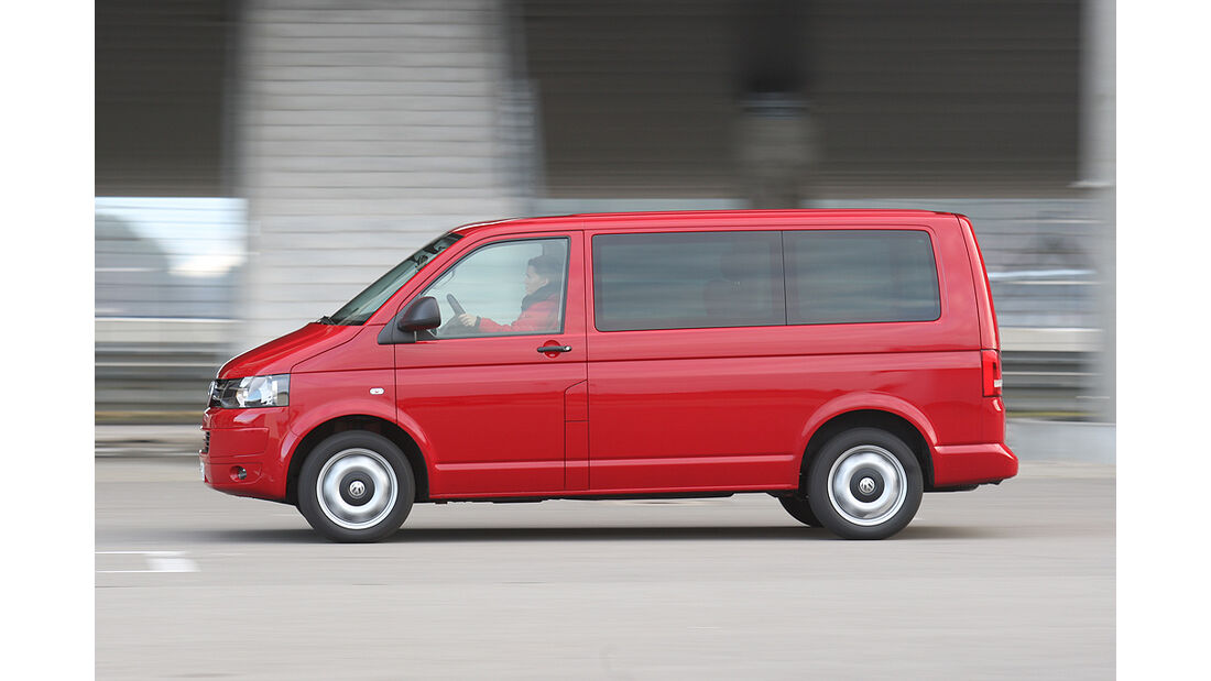 VW Bus, Multivan