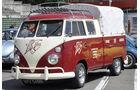 VW Bus T1 Doka Crewcab
