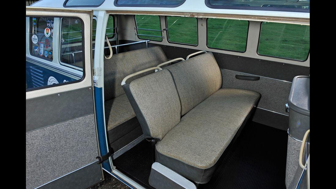 VW Bus, T1, Fondsitze