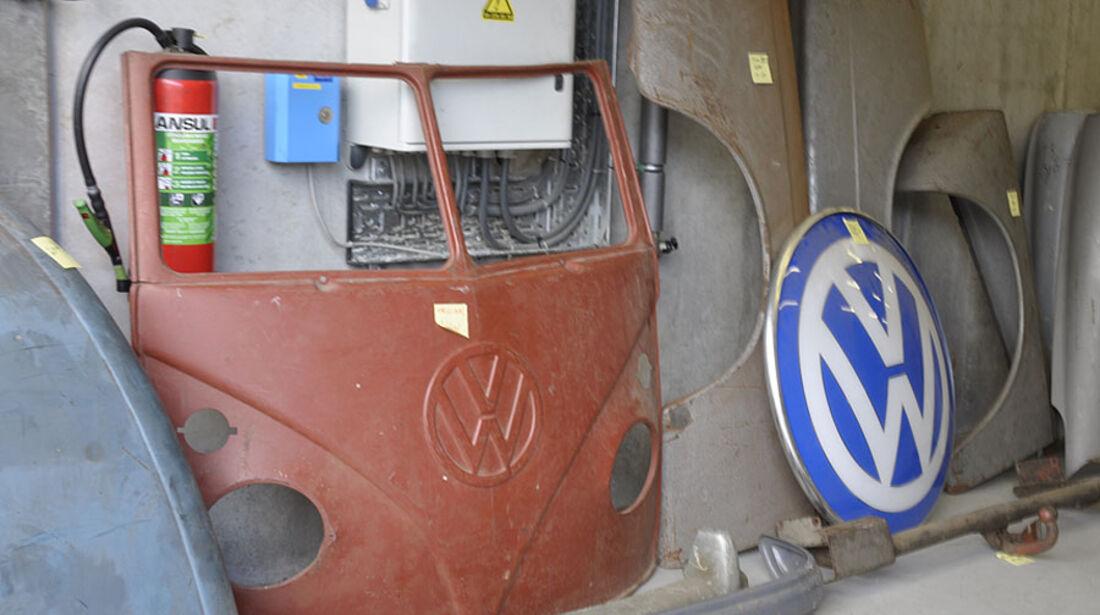 VW Bus T1 Frontmaske