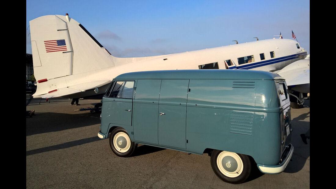 VW-Bus - T1 - McCall's Motorworks Rivival - Monterey - Pebble Beach 2016