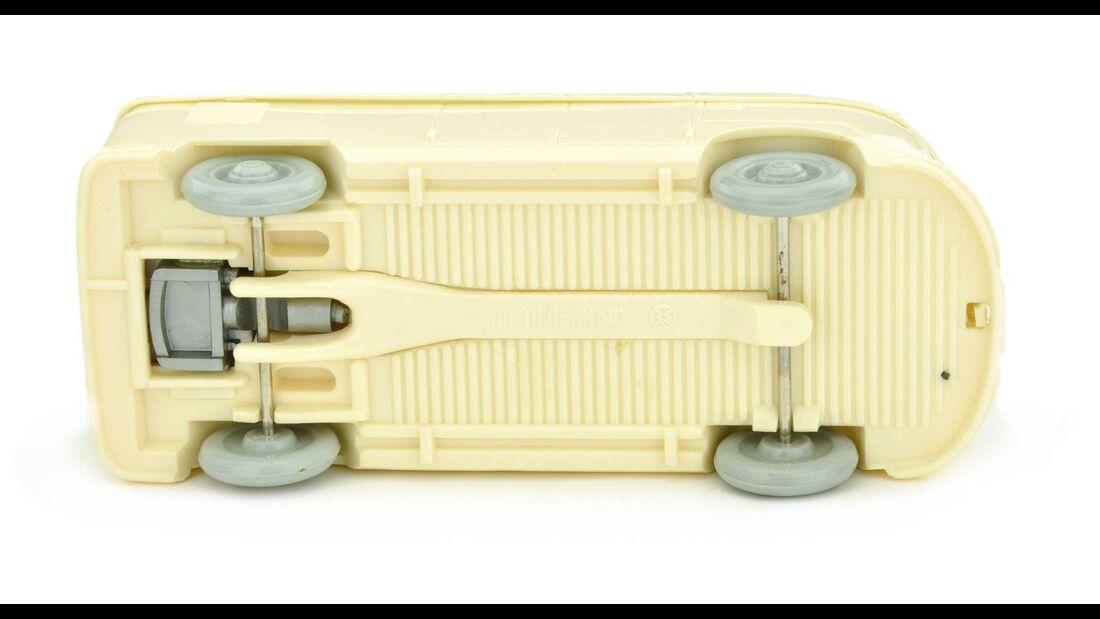 VW Bus T1 cremeweiß Originalkarton Wiking