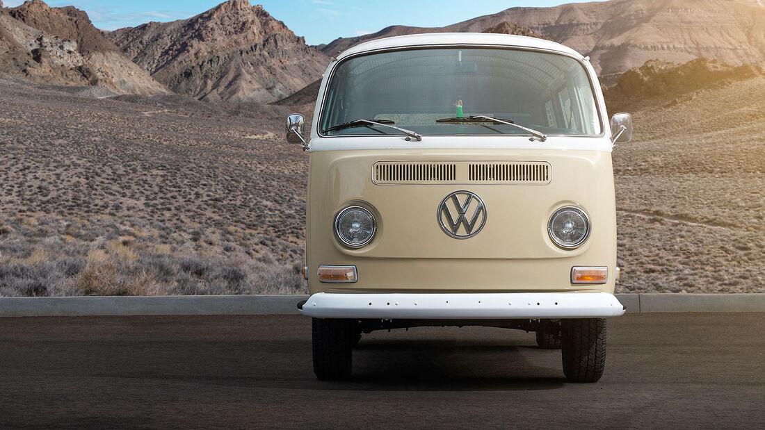 VW Bus T2 EV West Elektroaumbau