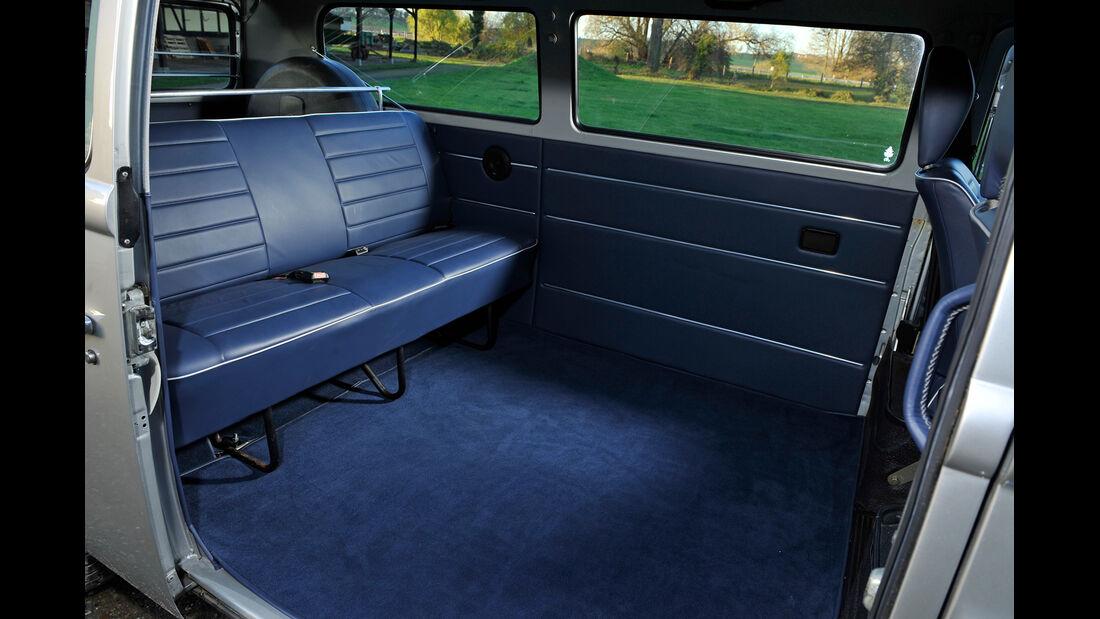 VW Bus, T2, Fondsitze