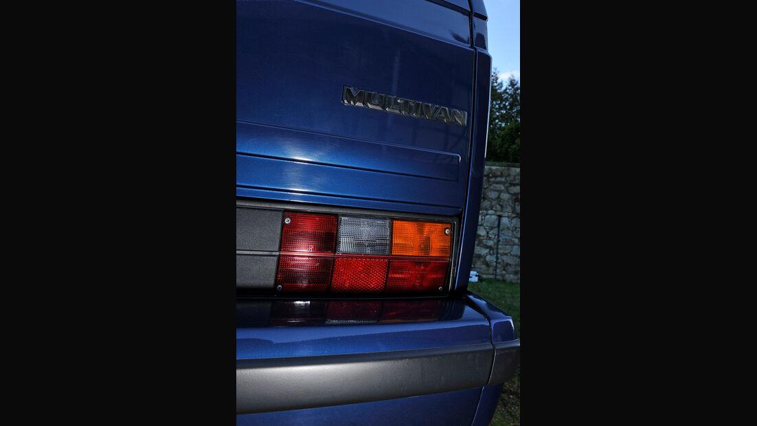 VW Bus, T3, Heckleuchte