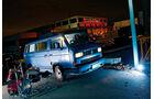 VW-Bus T3, Julia Reinecke, Seitenansicht