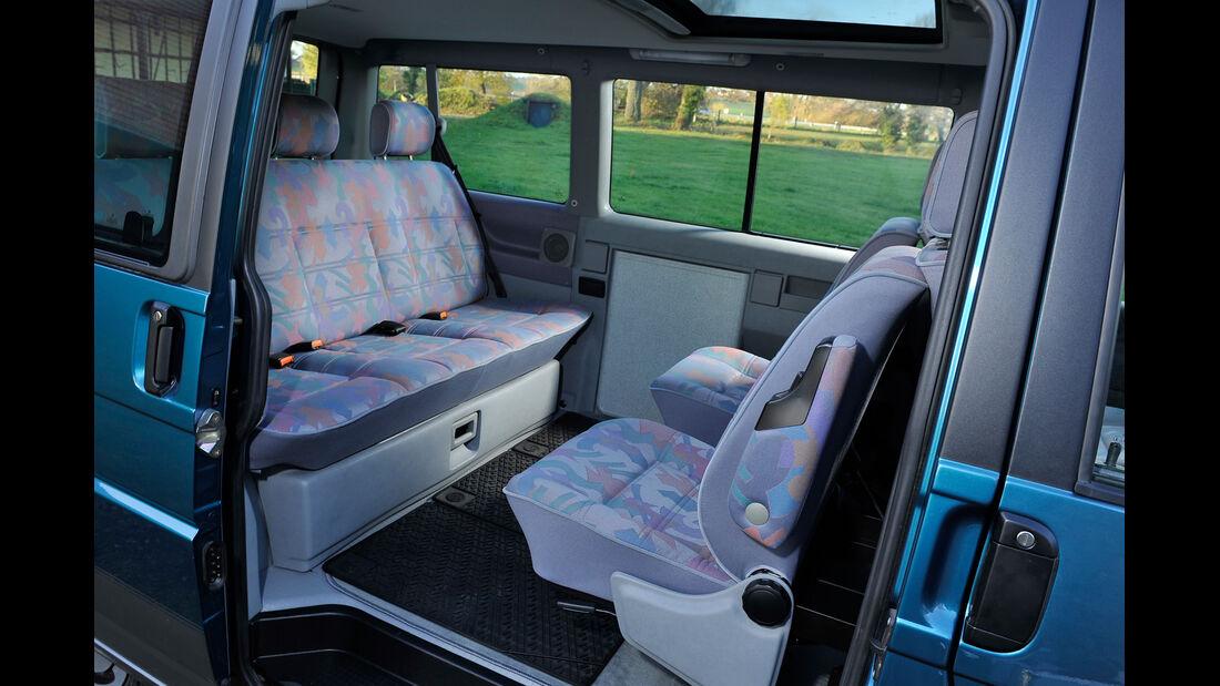 VW Bus, T4, Fondsitze
