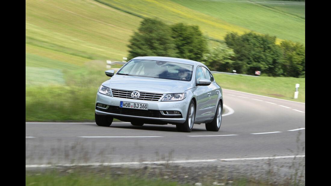 VW CC 1.8 TSI, Frontansicht