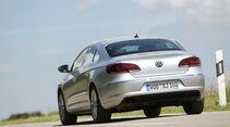 VW CC 1.8 TSI, Heckansicht
