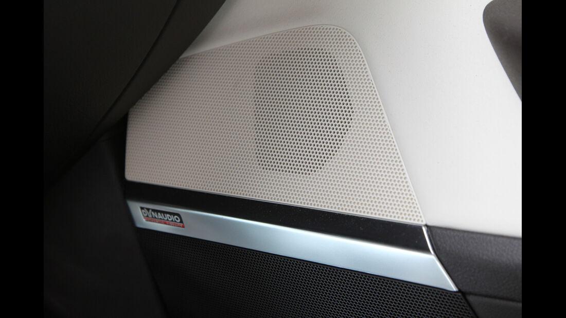 VW CC 1.8 TSI, Innenverkleidung, Seitentür