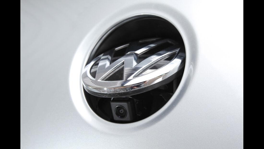 VW CC 1.8 TSI, Kamera