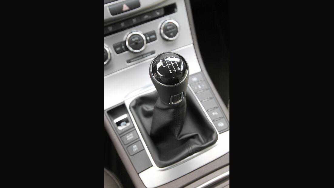 VW CC 1.8 TSI, Schalhebel, Schaltknauf