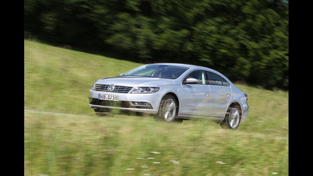 VW CC 1.8 TSI, Seitenansicht
