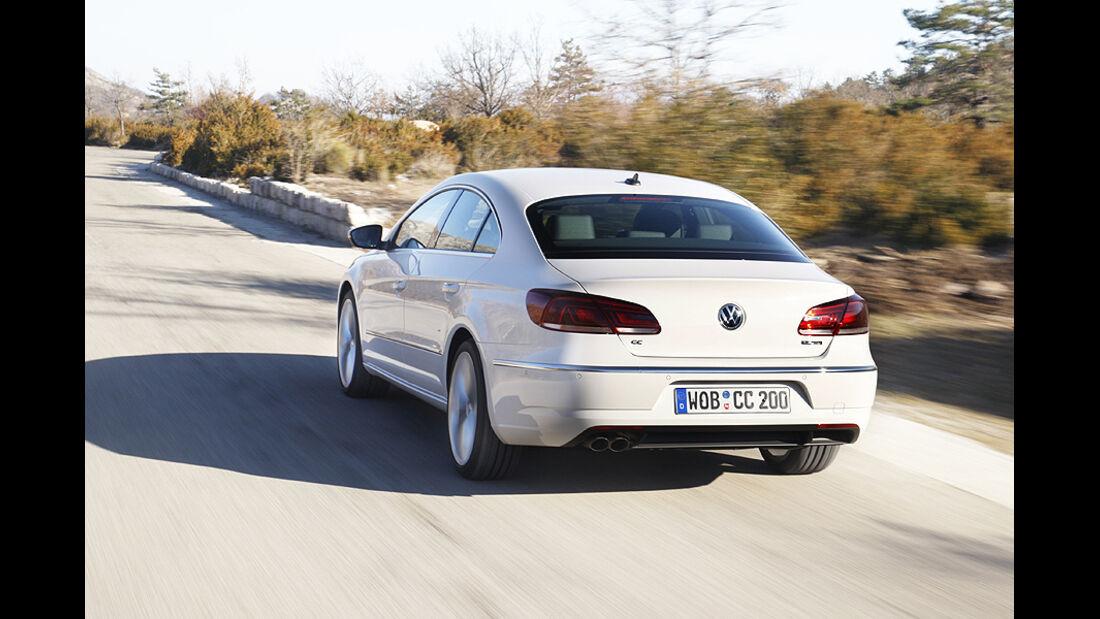 VW CC 2.0 TDI