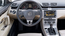 VW CC 2.0 TDI, Cockpit