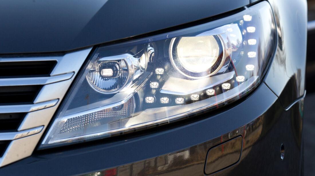 VW CC 2.0 TDI, Frontscheinwerfer, LED-Technik