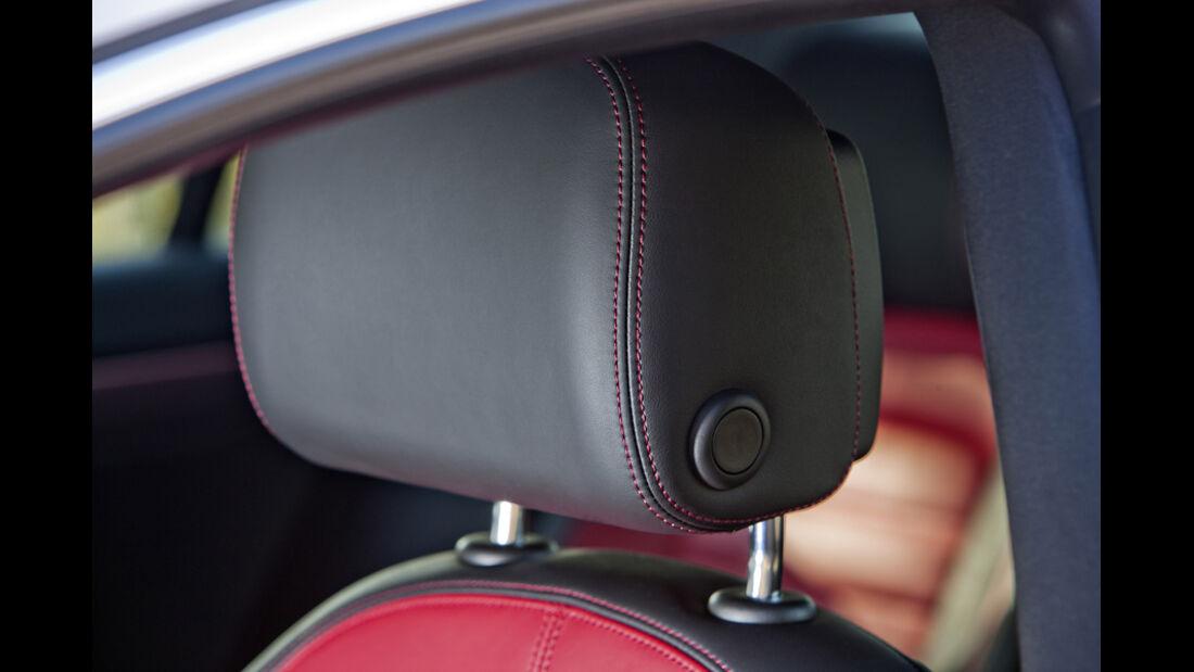 VW CC 2.0 TDI, Kopfstütze