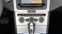 VW CC 2.0 TDI, Mittelkonsole