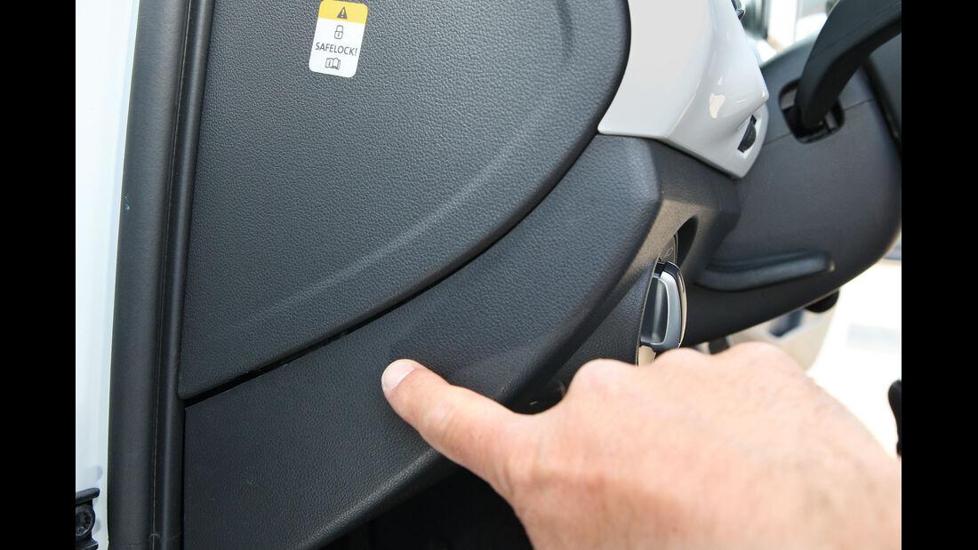 VW CC, VW Up, Hartplastik