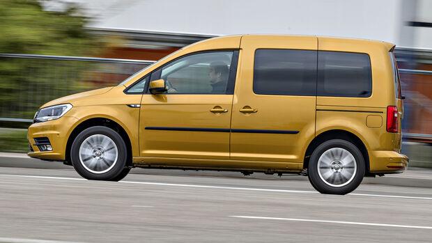 VW Caddy 1.0 TSI Trendline, Exterieur