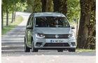 VW Caddy 2.0 TDI, Frontansicht