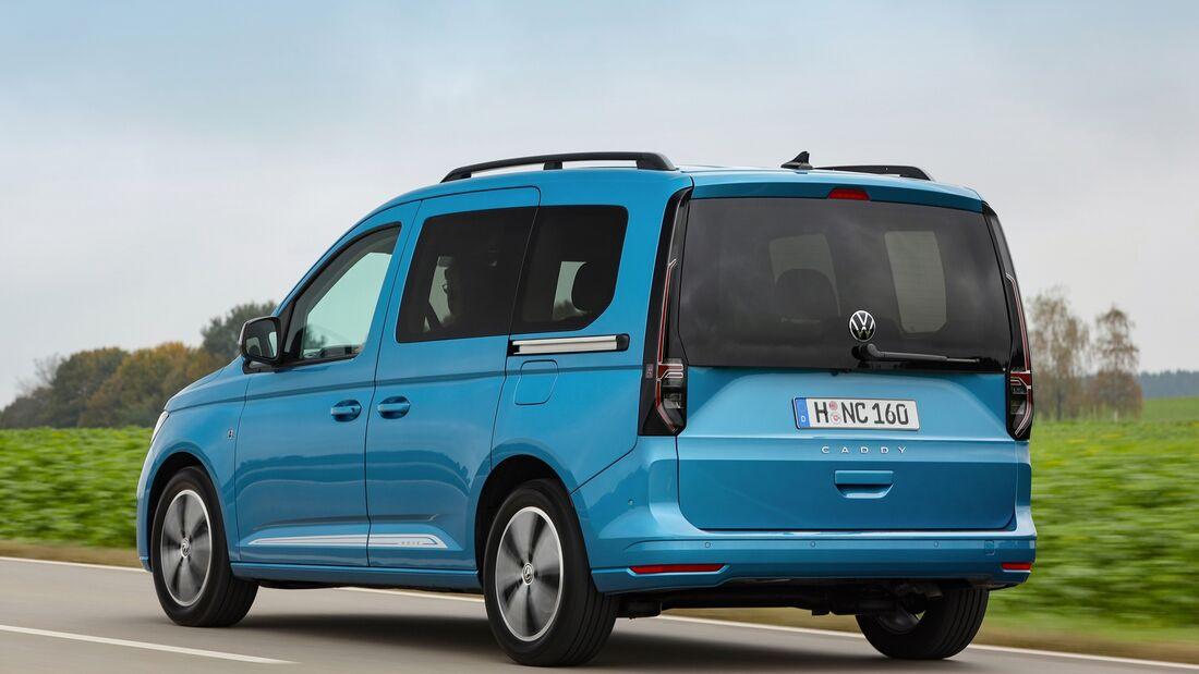 VW Caddy 5 (2020) Fahrbericht