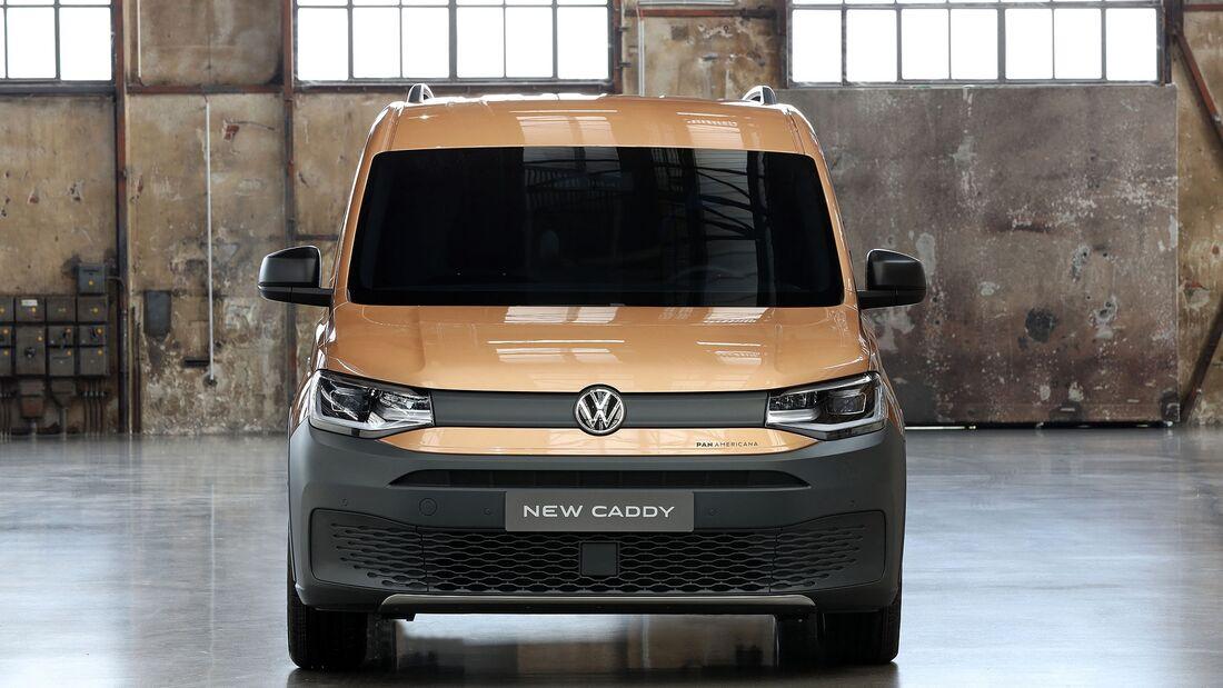 VW Caddy 5 Premiere