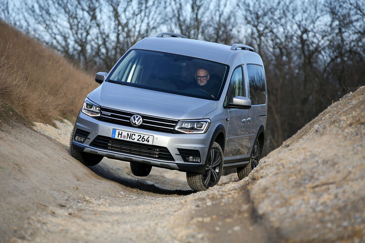 vw caddy alltrack 4x4 2016 im fahrbericht kleiner kletterkasten auto motor und sport. Black Bedroom Furniture Sets. Home Design Ideas