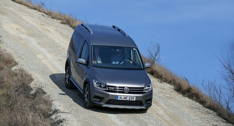 vw caddy tests auto motor und sport. Black Bedroom Furniture Sets. Home Design Ideas
