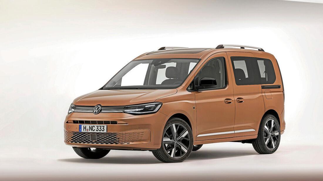 VW Caddy, Autonis 2020