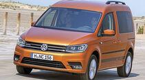 VW Caddy, Best Cars 2020, Kategorie L Vans