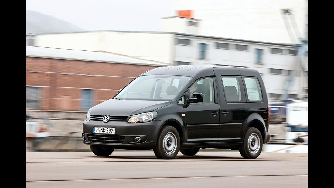 VW Caddy/Caddy Maxi, Familienauto, Kaufberatung
