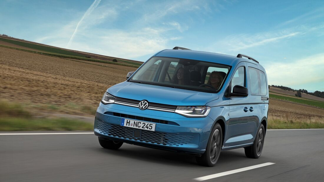 VW Caddy California Neuvorstellung 2020